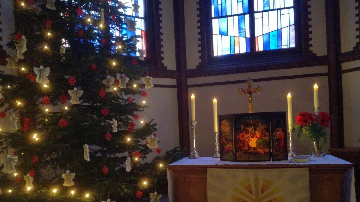 Weihnachtsgottesdienst mit Musik der Koreanischen Gemeinde + Anmeldung