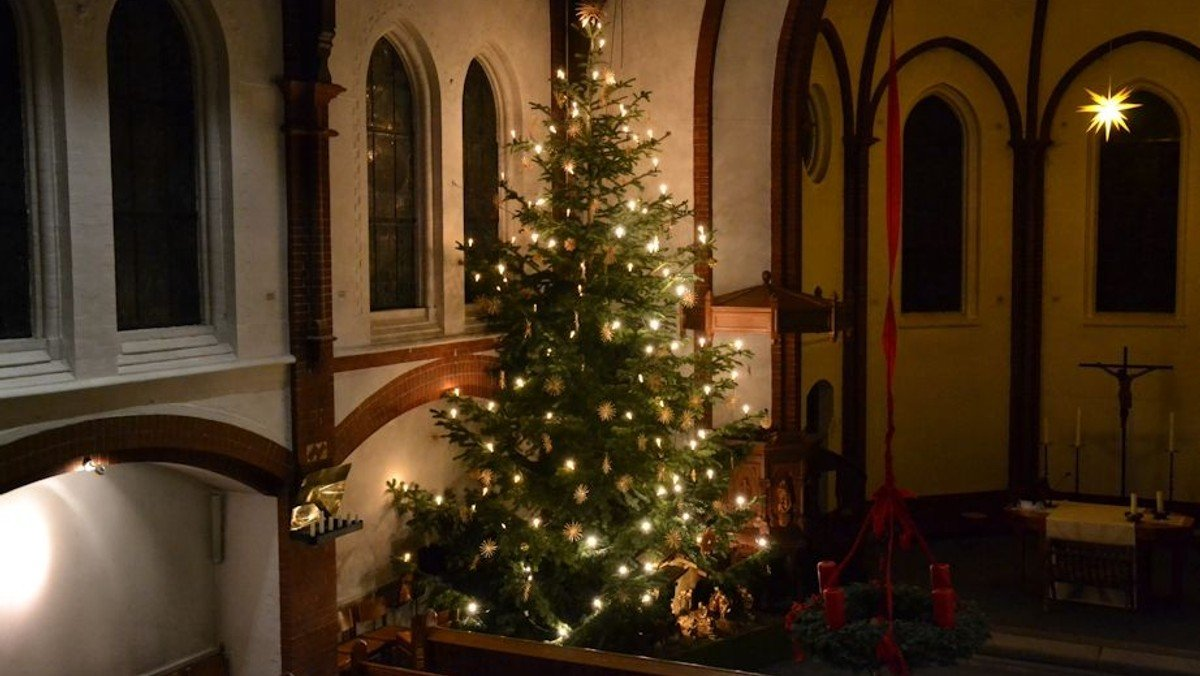 Gottesdienst am 1. Weihnachtstag