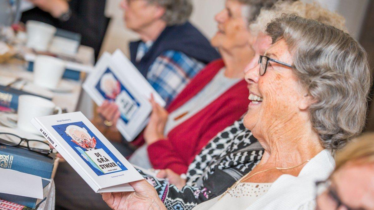 Senioroptimisterne - Foredrag v/ Billie Koppel