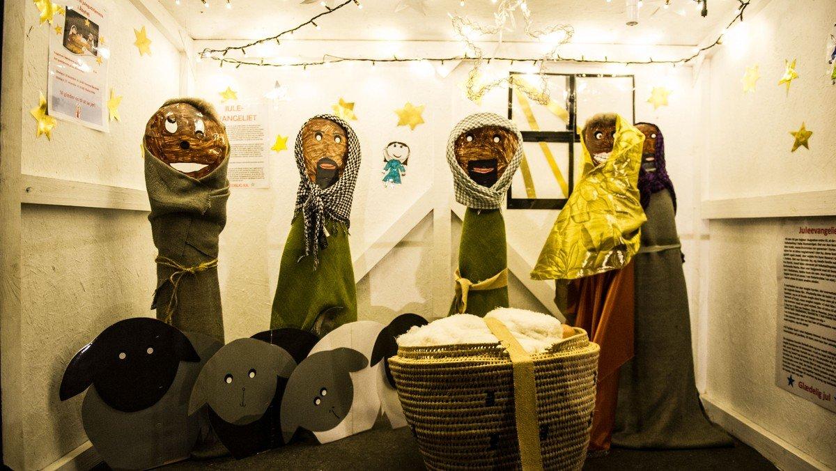 Juleaftens-familiegudstjeneste uden fællessang