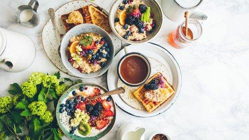 Single-Frühstück