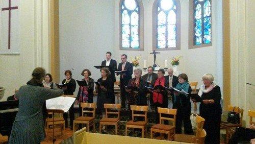 !! FÄLLT AUS !!  Chor- geänderte Probenzeit wegen der Passionsandachten