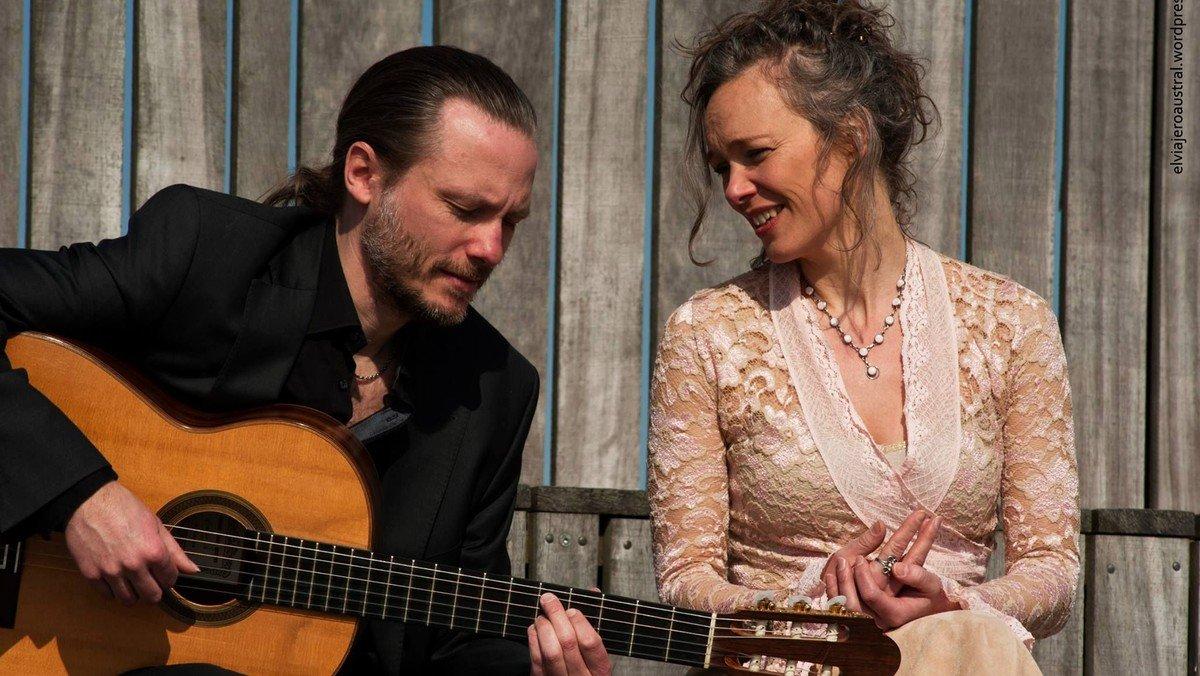 AFLYST AI koncert med Mikkel Anderson og Hanne Skov