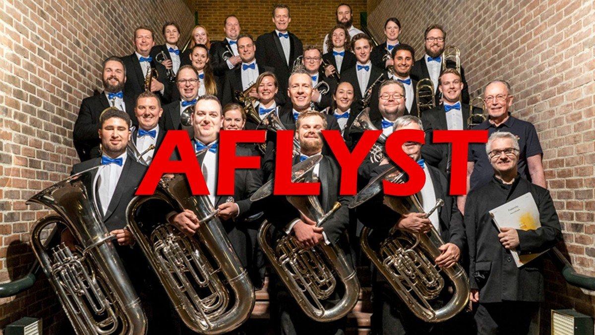 AFLYST Nytårskoncert Concord