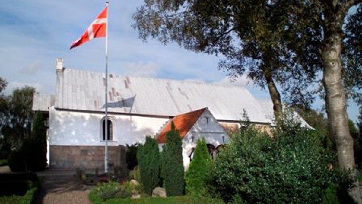 Højmesse - Brønderslev Gl. Kirke