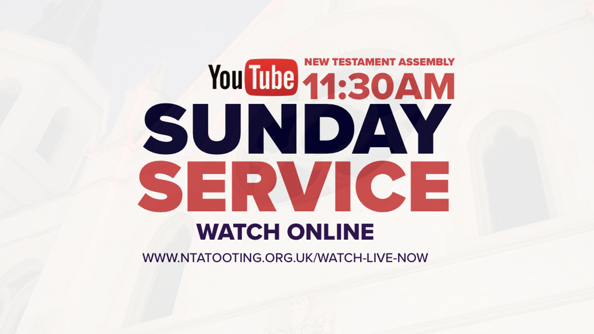 Online Pre-Recorded Sunday Service @ 11:30AM