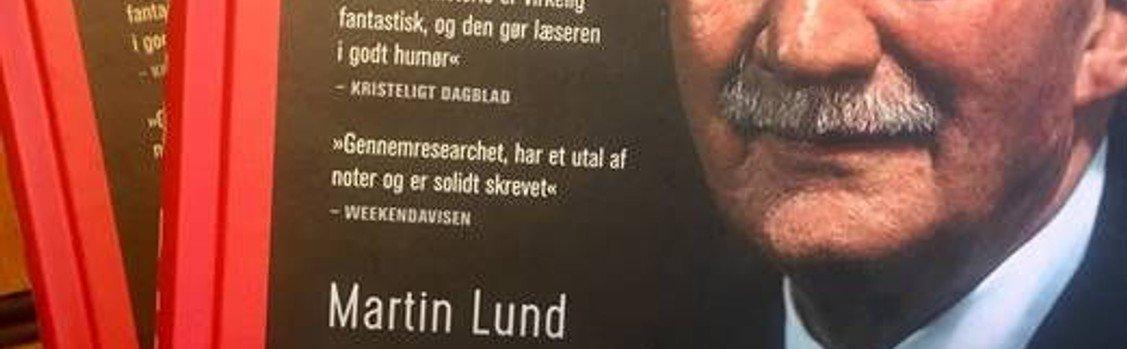 Kirkecafé: Danskeren der vandt anden verdenskrig / v. Martin Lund