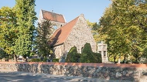 Dorfkirche alt buckow