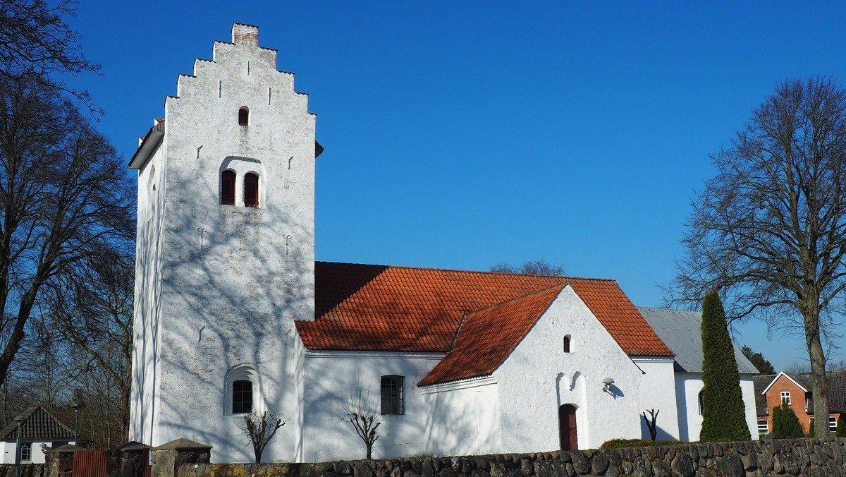 Gudstjeneste i Veggerslev Kirke
