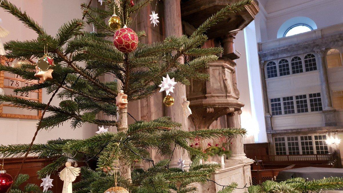 Julegudstjeneste ved Flemming Pless