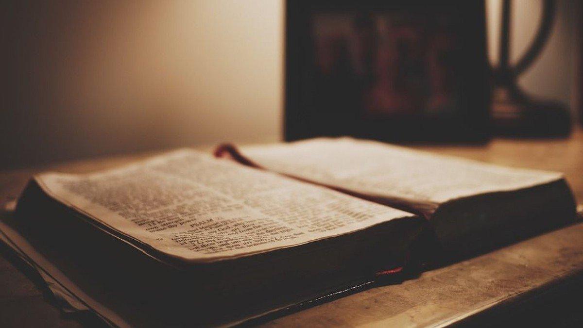 Von Zuhause: Bibelstunde