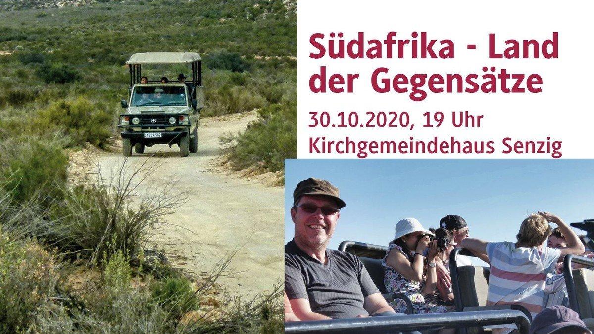 Projekt Lebensart: Eine Multimediashow zu Südafrika