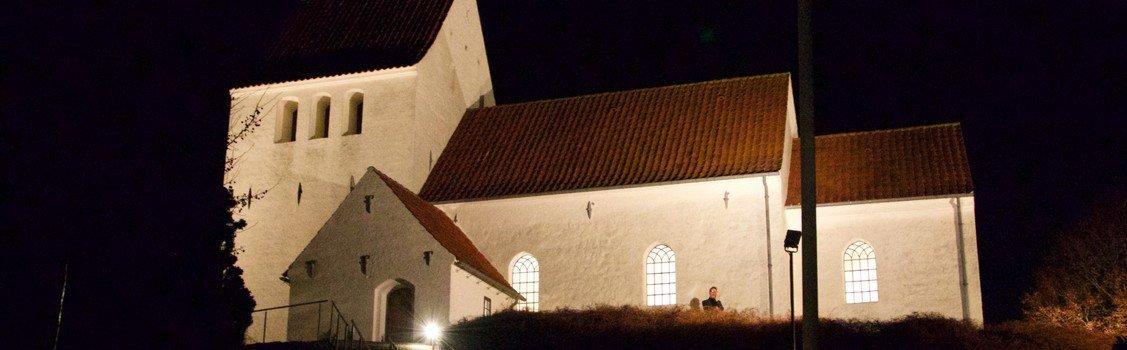 Meditationsgudstjeneste i Sdr. Asmindrup Kirke v. Lene Funder
