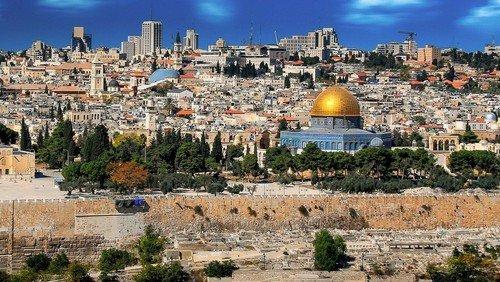 Lichtbildervortrag über Israel
