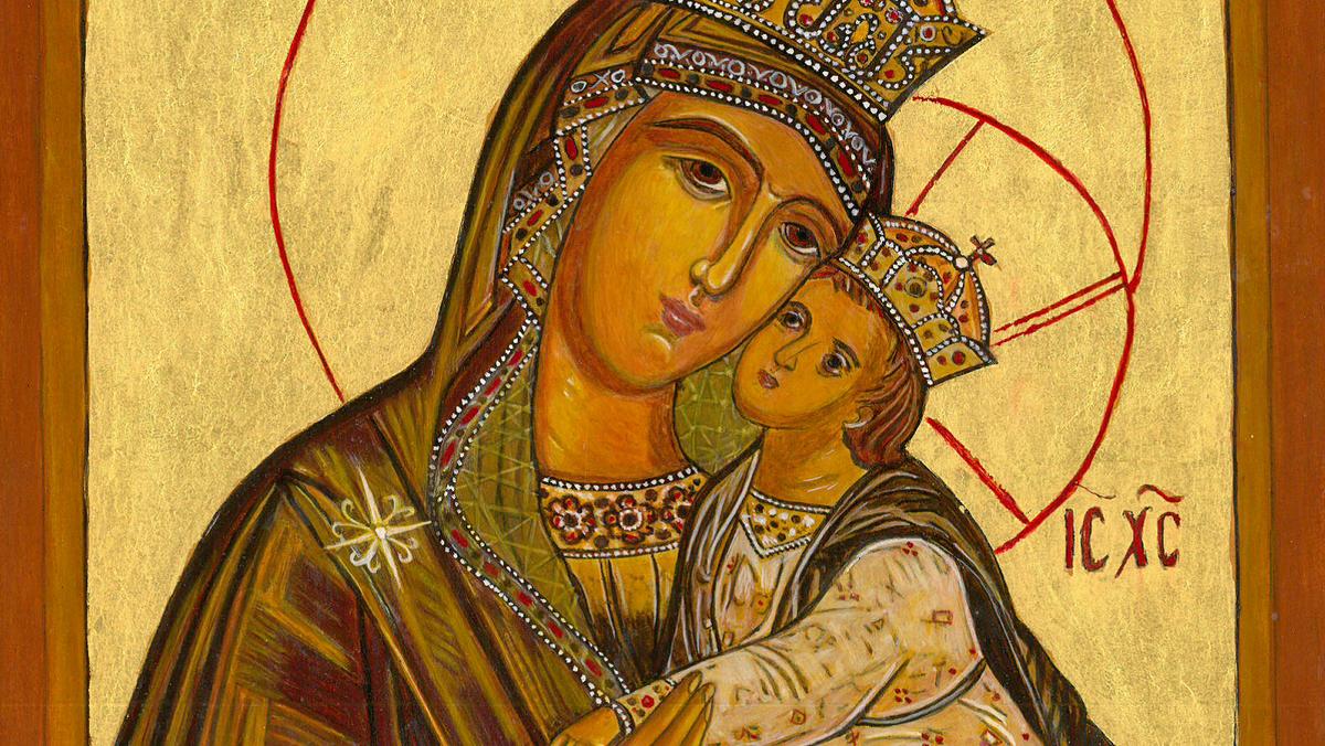 Russisk-ortodoks korsang afslutning