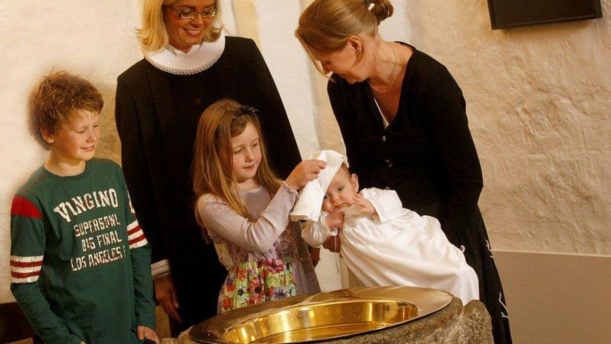 Dåbs- og familiegudstjeneste