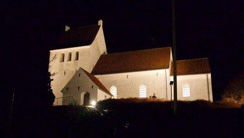 """AFLYST """"Samtidssang: Sange fra din fortid, samtid og fremtid"""" v. Thomas Vigild i Sdr. Asmindrup Kirke"""