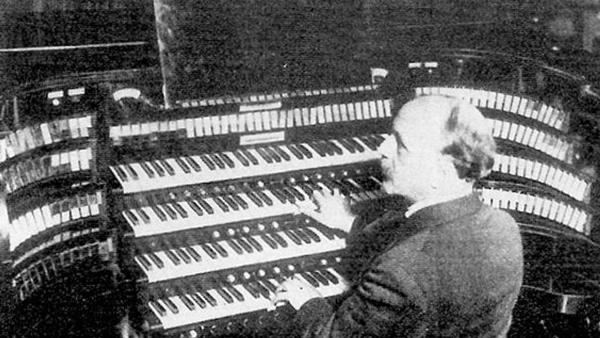 AFLYST - Orgelkoncert: Louis Vierne 150 år