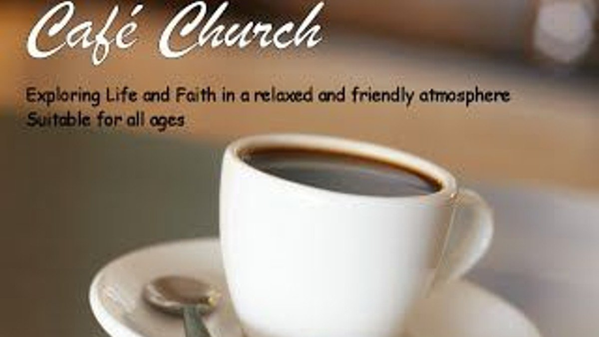 Cafe Church - Palm Sunday. Suspended as public worship but available on our Facebook page.