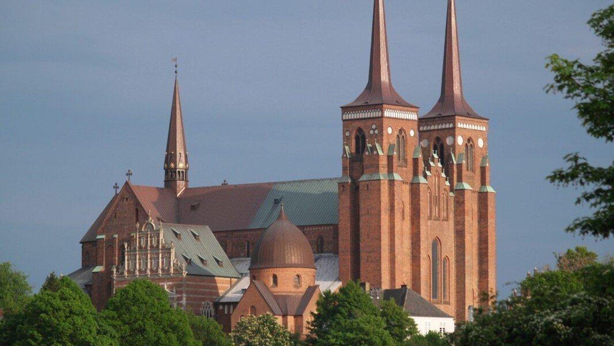Aftentur til Roskilde Domkirke