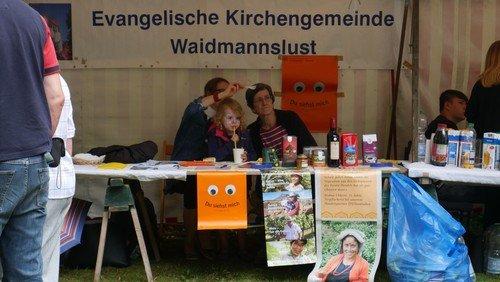 Planungstreffen für das Waidmannsluster Kiezfest 2020
