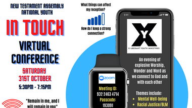 In Touch - X-uberant Youth Annual Conference