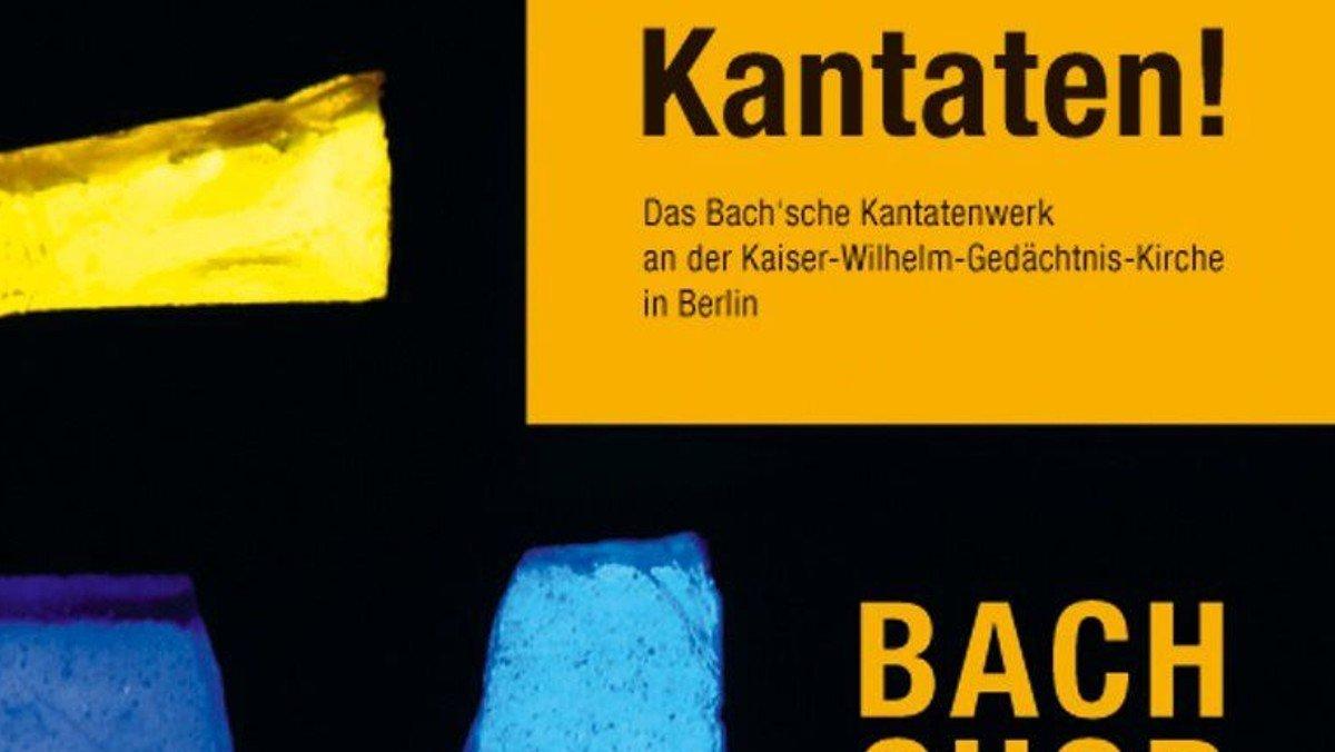 "J.S. Bach | Kantate Nr. 21 ""Ich hatte viel Bekümmernis"" (im Livestream)"