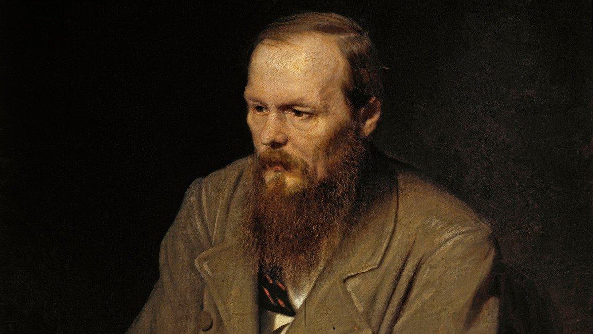 AFLYST - Højskoletime: Dostojevskij - hvad er et menneske?