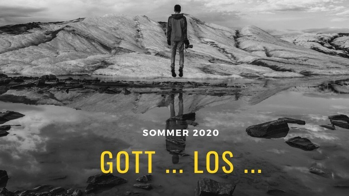 """Online-Aufnahme Sommerpredigtreihe """"Gott ... los..."""""""