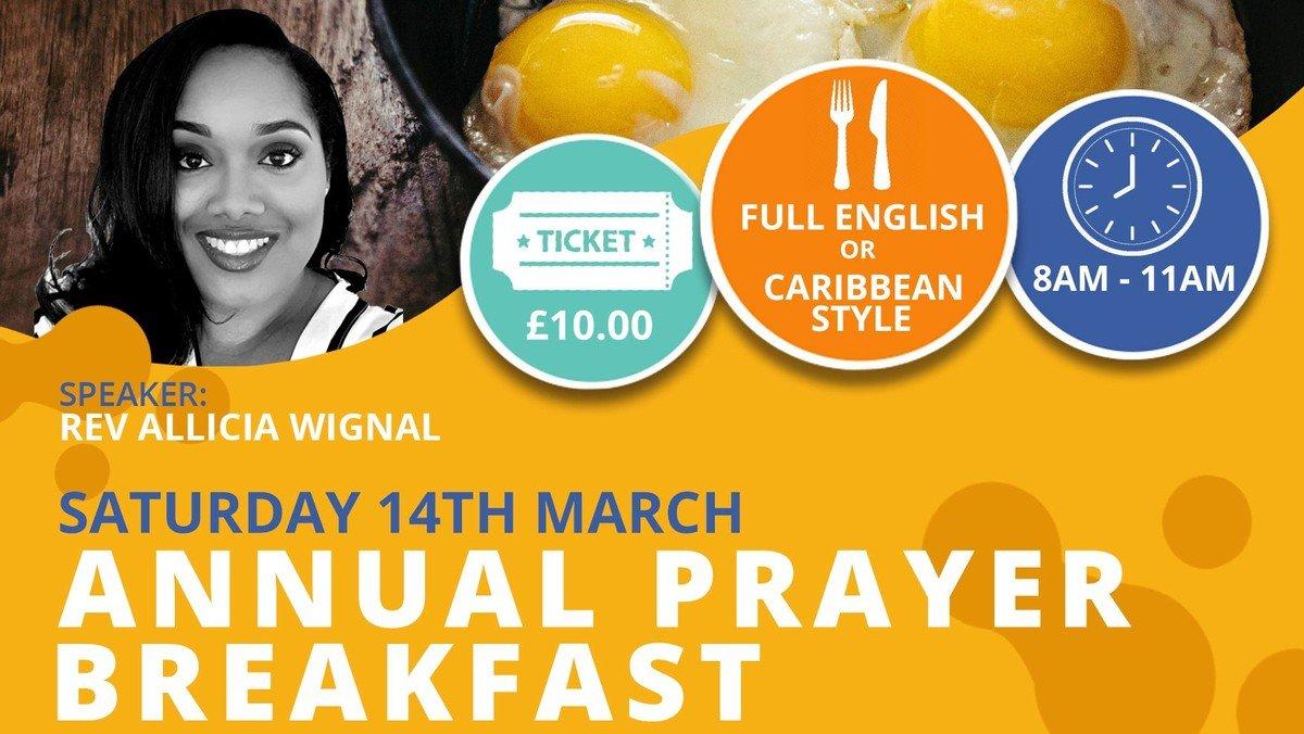 Annual Prayer Breakfast