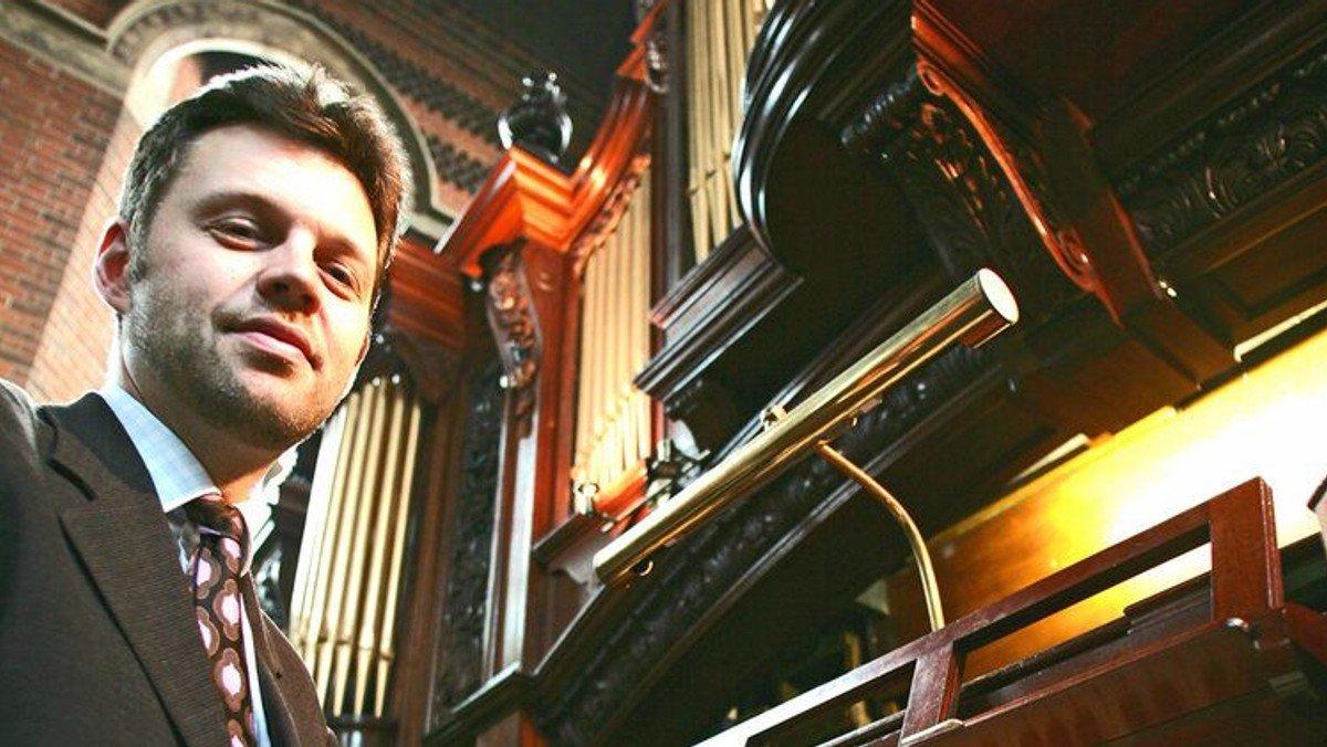 Orgelkoncert i Domkirken