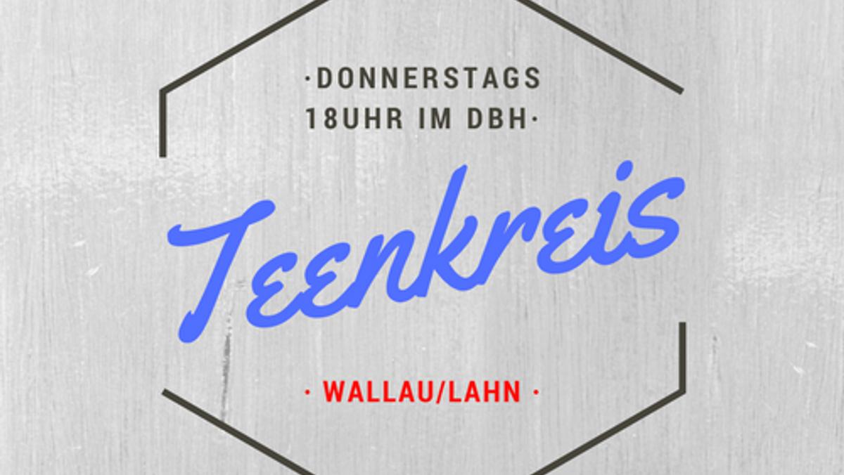 ABGESAGT - Teenkreis Wallau