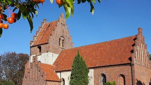 Højmesse i Himmelev Kirke