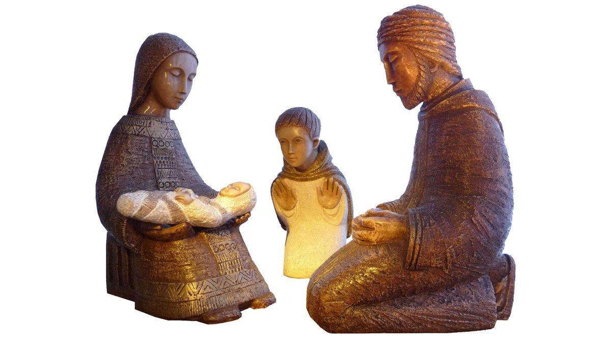 Julens 9 læsninger i Trekroner Kirke - husk mundbind
