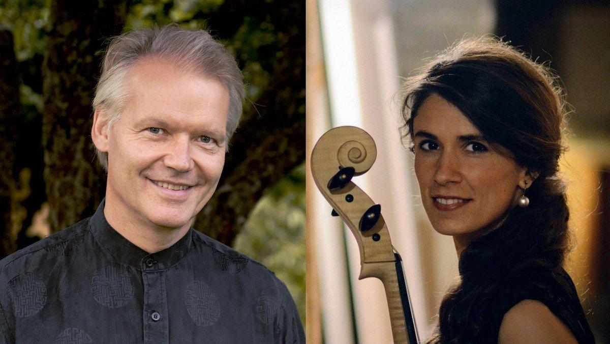 Koncert med cellist Ida Riegels og guitarist Lars Hannibal