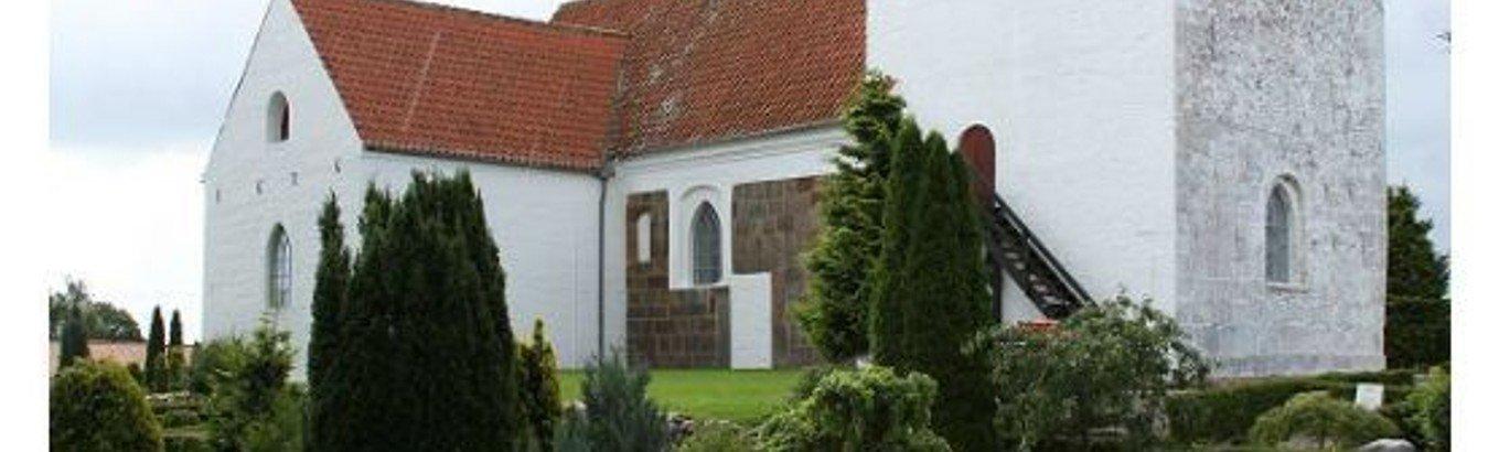 AFLYST - Gudstjeneste Ejstrup kirke