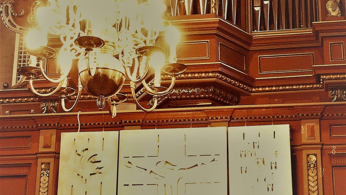 1. s. i advent og efterfølgende kirkekaffe (nyt menighedsråd præsenteres), Julesuite af Søren Birch opføres af Kantoriet