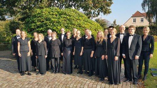 Koncert med Kammerkoret Carmina
