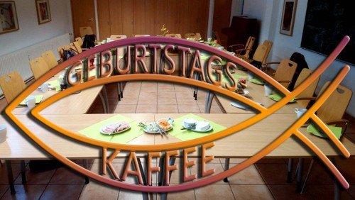 Geburtstags-Café