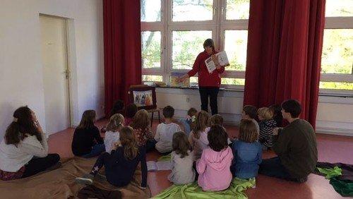 """Kinderminimusical-Projekttage   """"Zachäus - wie kleine Menschen groß rauskommen"""""""
