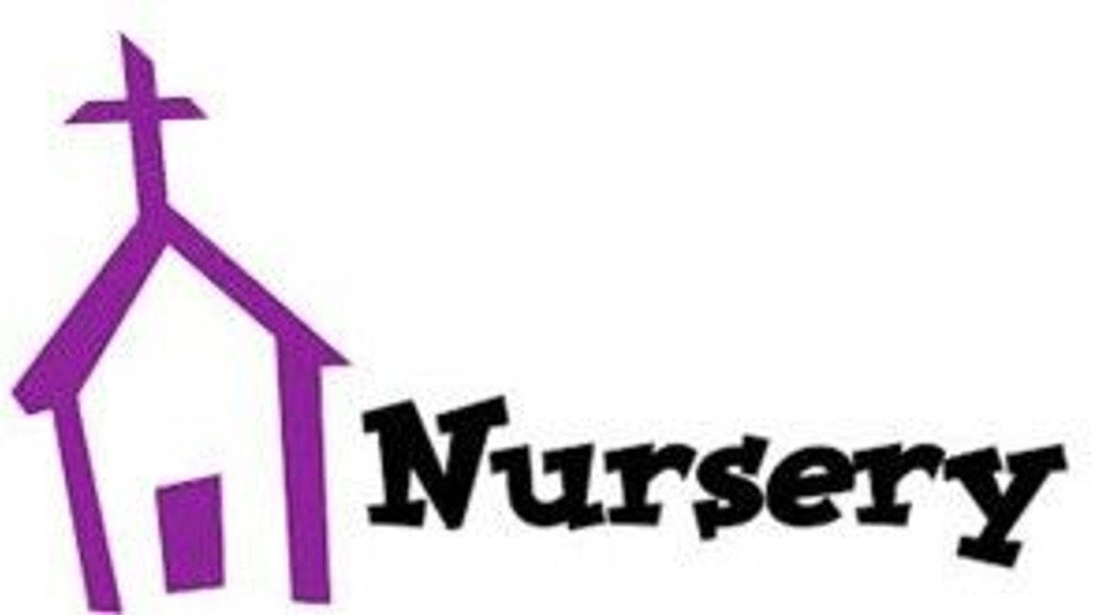 Nursery  **Suspended until further notice**