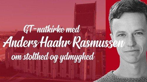 Natkirke med Anders Haahr Rasmussen