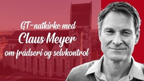 Natkirke med Claus Meyer