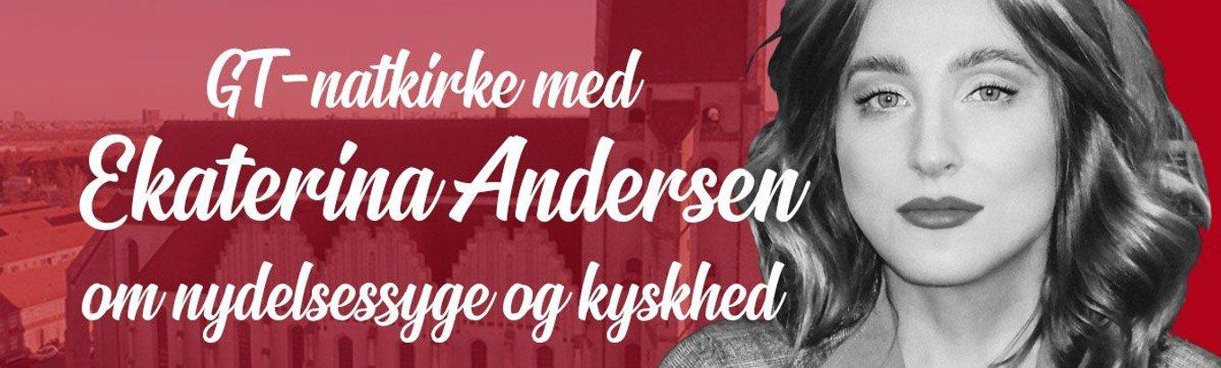 Natkirke med Ekaterina Andersen