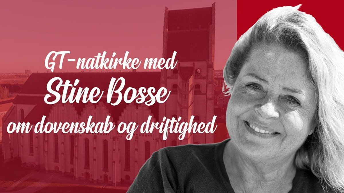 UDSAT:  Natkirke med Stine Bosse