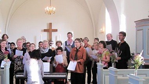 Gospel Workshop i Hampen Menighedshus