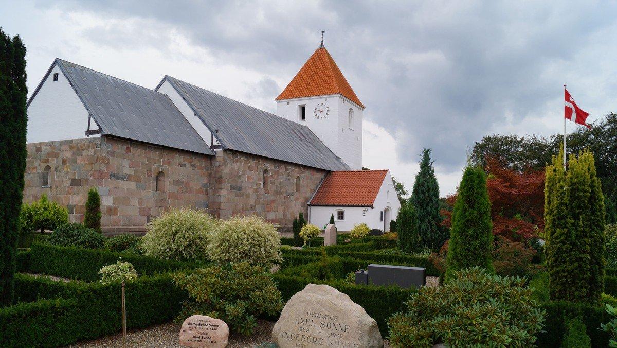 Farsø kirke. Højmesse - Aflyst