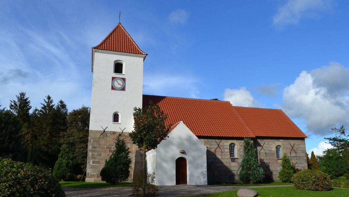 Højmesse i Alstrup Kirke