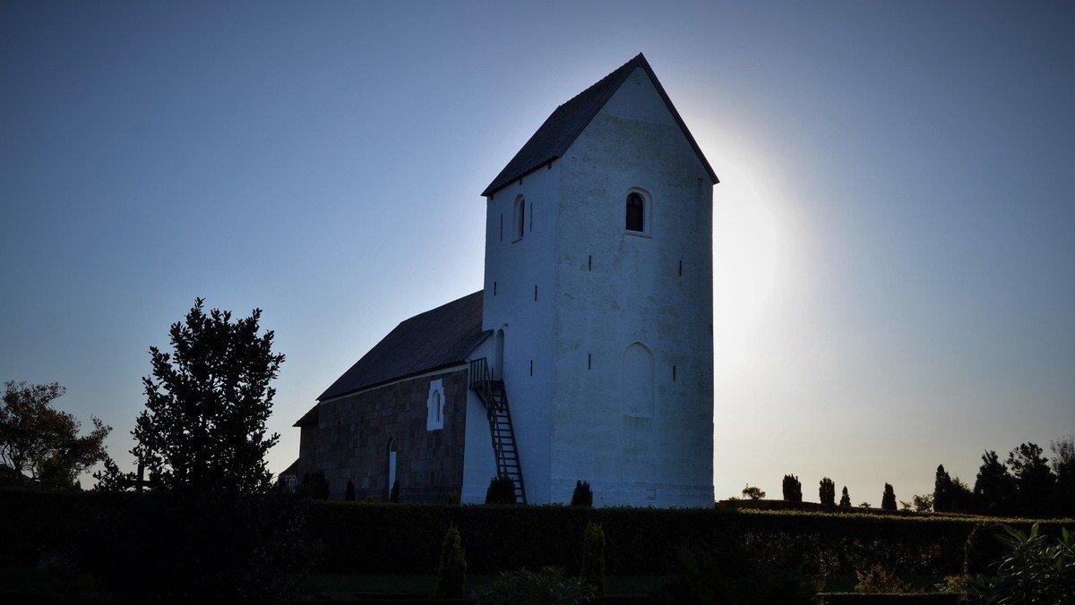 Aftengudstjeneste i Strandby Kirke - Aflyst