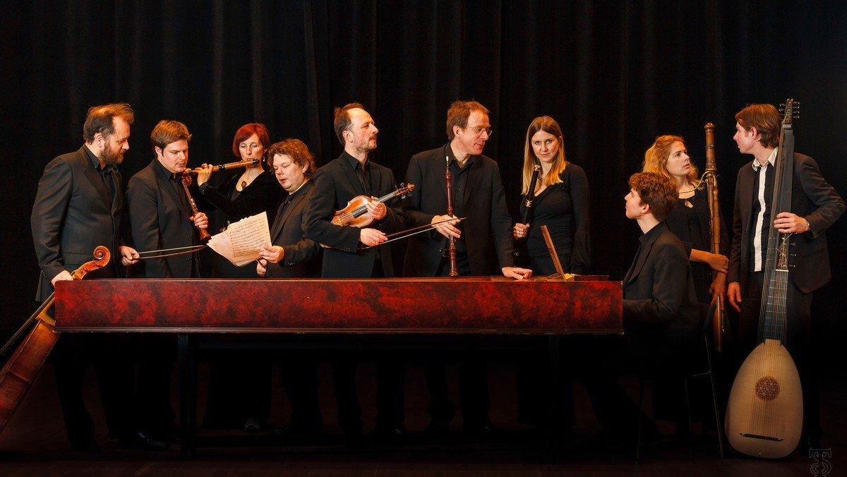 Mit Vivaldi zu Gast in der Trinitatiskirche